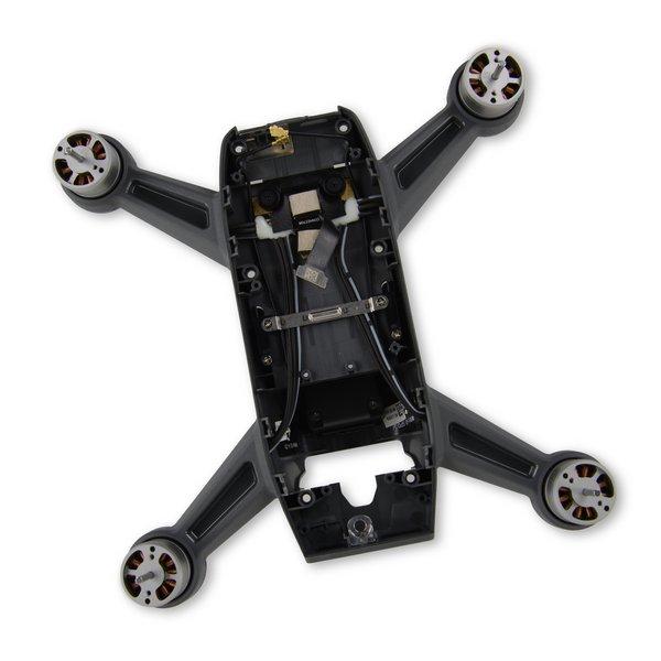 DJI Spark Middle Frame Assembly with Motors