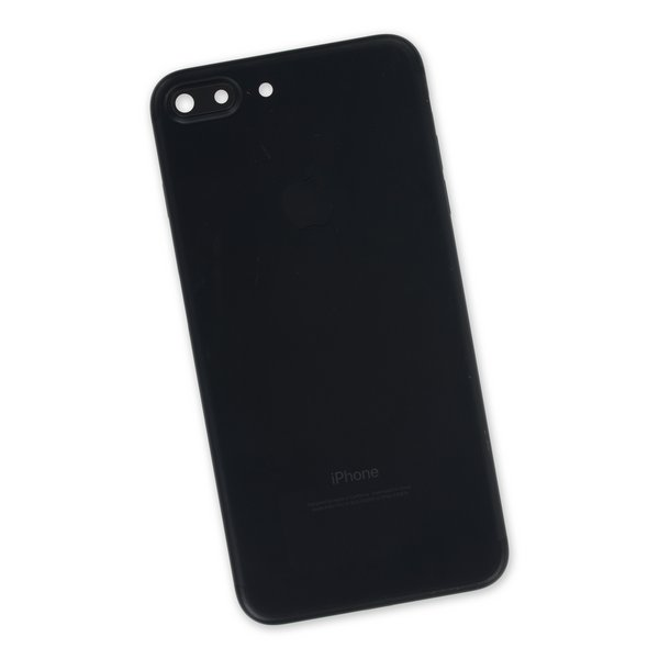 iPhone 7 Plus OEM Rear Case / Black / A-Stock