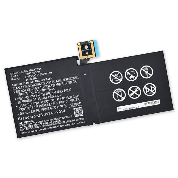 Surface Pro 5 Battery / 5900 mAh