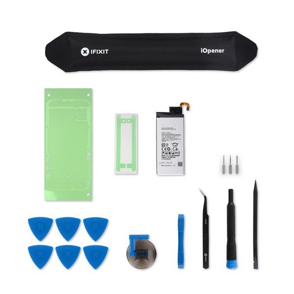 Galaxy S6 Edge Battery / New / Fix Kit v3 / driver + SIM Tool