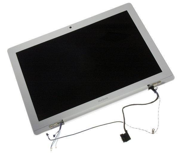 "MacBook 13.3"" Core 2 Duo Display Assembly / White / A-Stock"