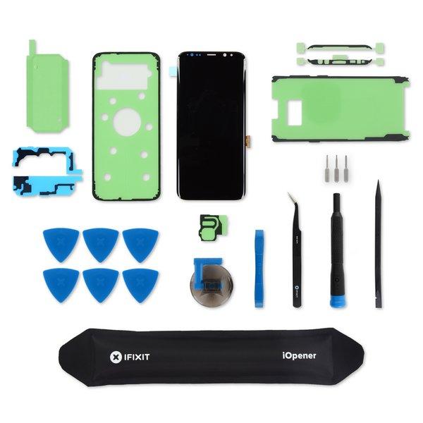 Galaxy S8+ Screen / New / Fix Kit v2