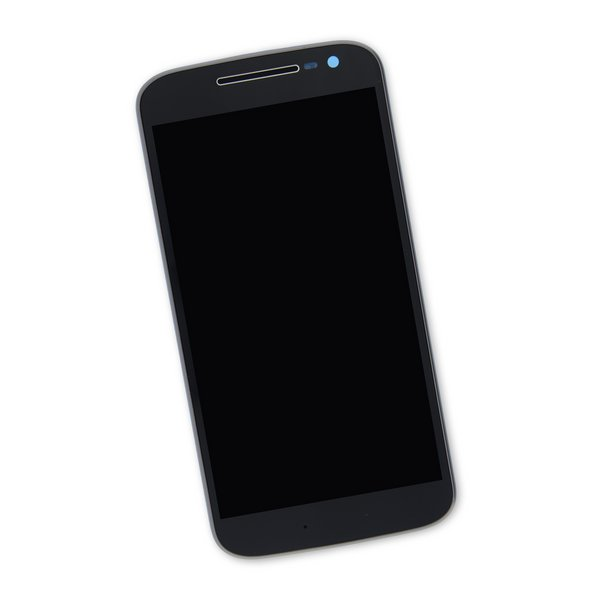 Moto G4 Screen / Black / Part Only