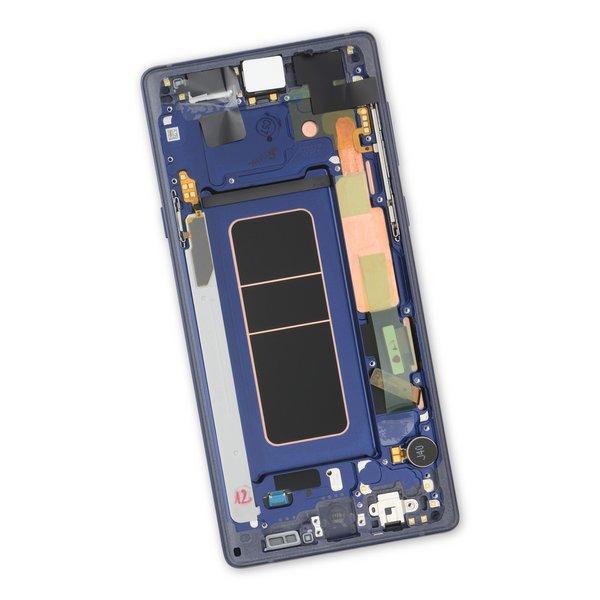 Galaxy Note9 Screen / Blue