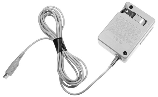 Nintendo DSi / DSi XL AC Adapter (US)
