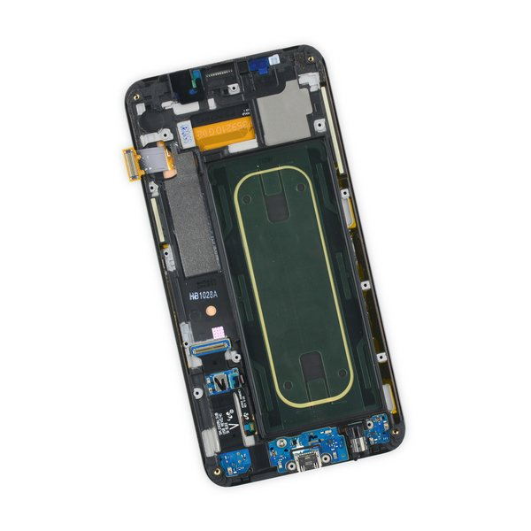 Galaxy S6 Edge+ (Verizon) Screen Assembly / Black