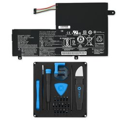 Lenovo Flex 4-1470, Flex 4-1570, Ideapad 320S, 330S-14, 330S-15, and Yoga 510 Battery / Fix Kit
