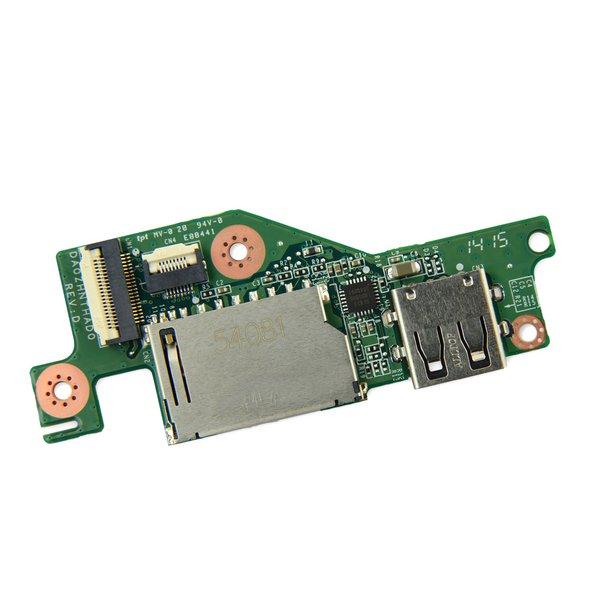 Acer Chromebook C740/C720/C720P USB Card Reader Board
