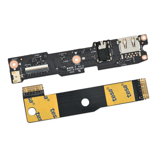 "Lenovo Yoga 910 (13"") USB Audio Power Board"