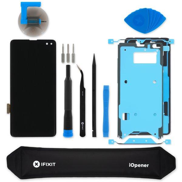 Galaxy S10+ Screen / Fix Kit v2 / driver + SIM Tool