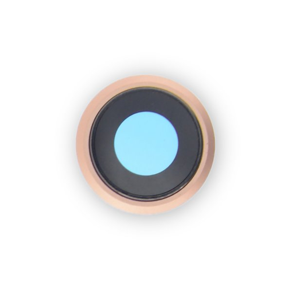 iPhone 8 Rear Camera Lens Cover / Gold