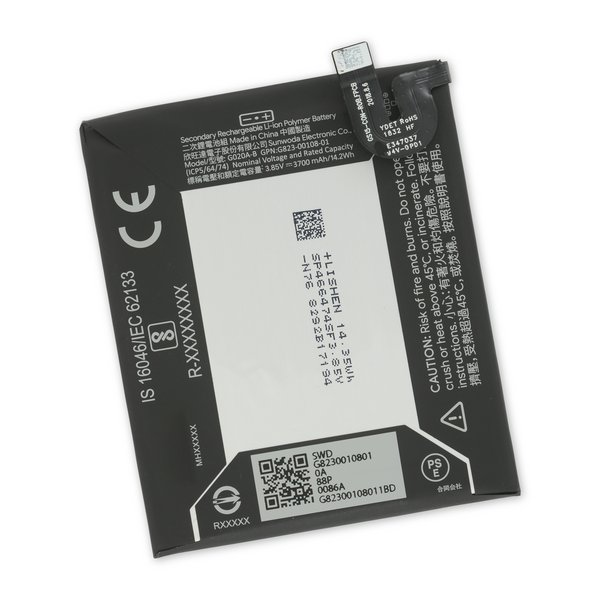 Google Pixel 3a XL Battery / Part Only