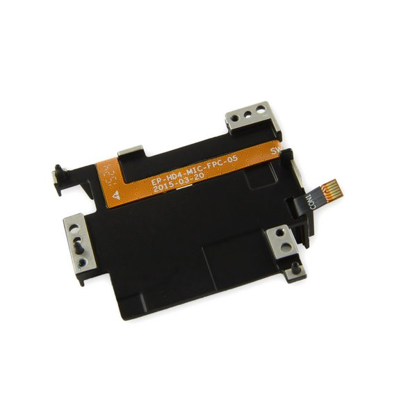 GoPro Hero+ LCD Shutter & Settings Button Assembly
