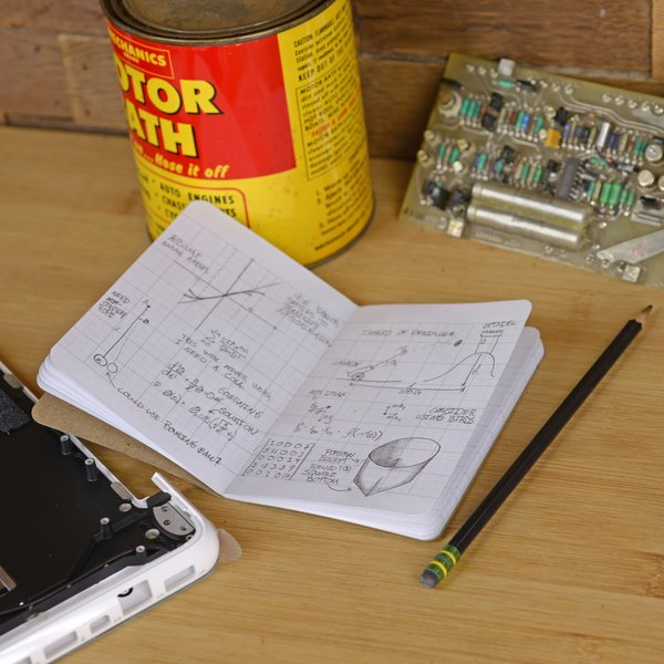 Fix It Yourself Field Notebook