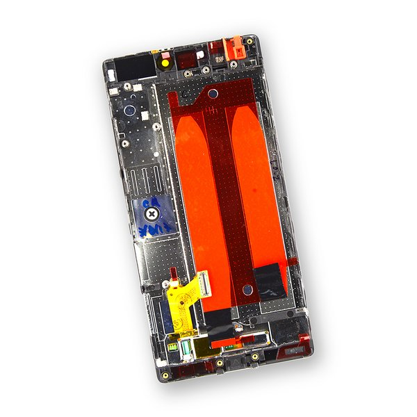 Huawei P8 Screen / Black / Part Only