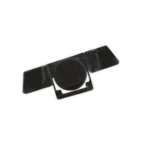 iPad 2nd and 3rd Gen Home Button Assembly / Black
