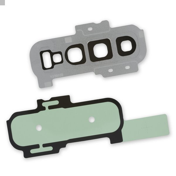 Galaxy S10+ Rear Camera Bezel & Lens Cover / Silver