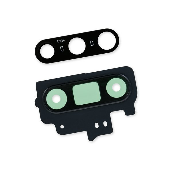 Galaxy Note10 Rear Camera Bezel & Lens Cover / Black