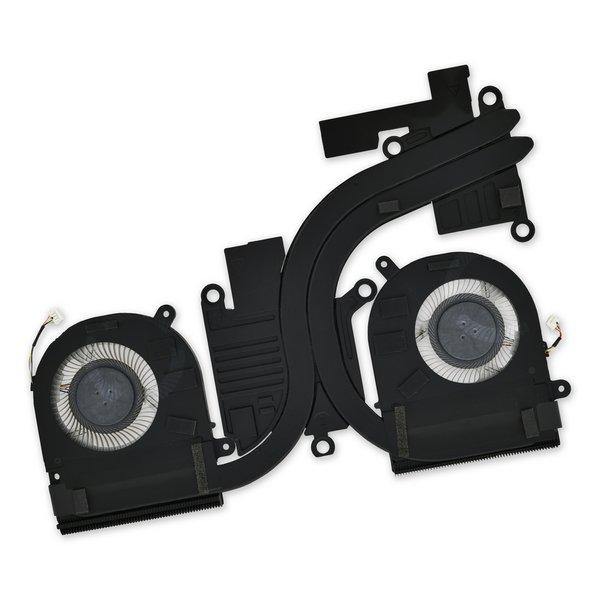 Lenovo IdeaPad Yoga 720-15 Dual Processor Heat Sink Assembly