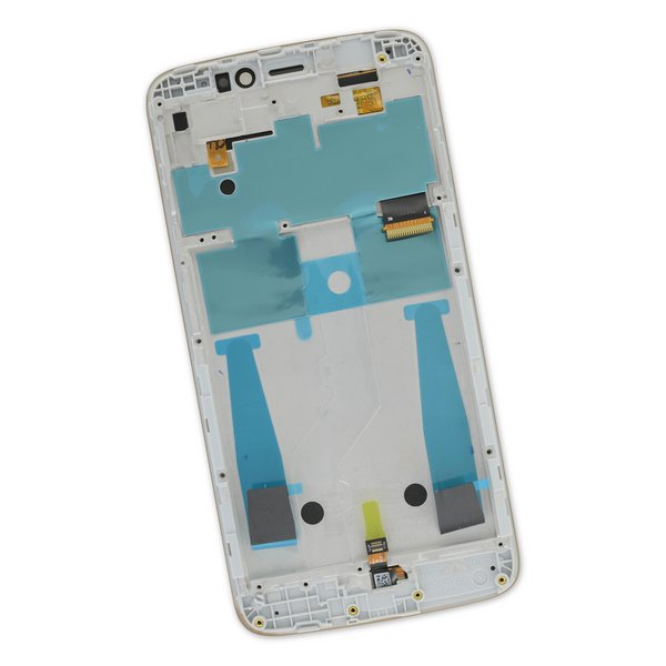 Moto E4 Plus (XT1772) Screen / Gold / Part Only