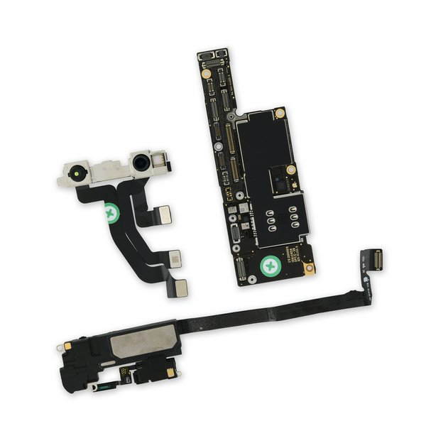 iPhone XS Max A1921 (Unlocked) Logic Board with Paired Face ID Sensors