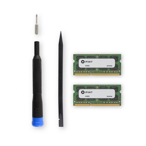 "MacBook 13"" Unibody 2.4 GHz Memory Maxxer RAM Upgrade Kit"