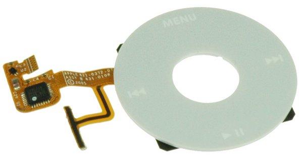 iPod Video Click Wheel (White)