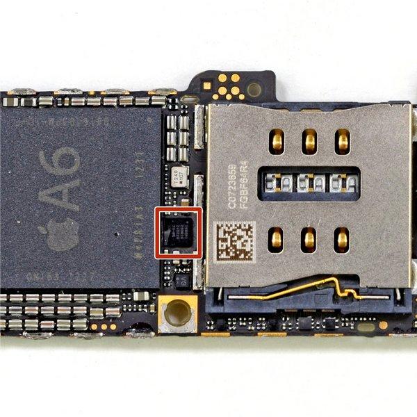 iPhone 5 U2 A1608A1 Tristar