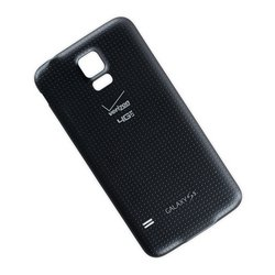 Galaxy S5 Rear Panel (Verizon) / Black / A-Stock