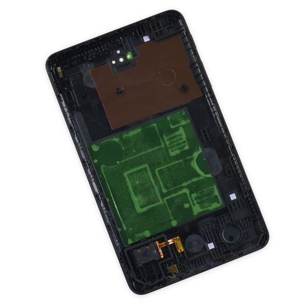 Galaxy Tab 4 7.0 Rear Panel / Black / A-Stock