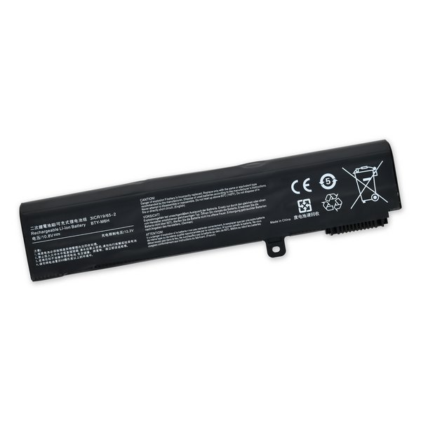 MSI BTY-M6H Battery / Part Only