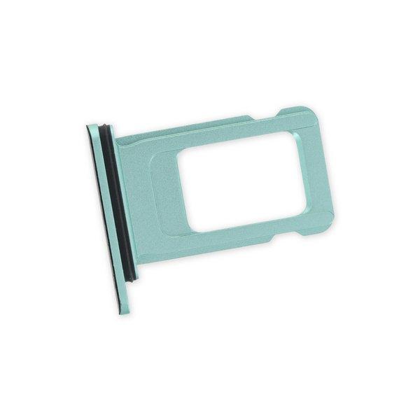 iPhone 11 Single SIM Card Tray / Green
