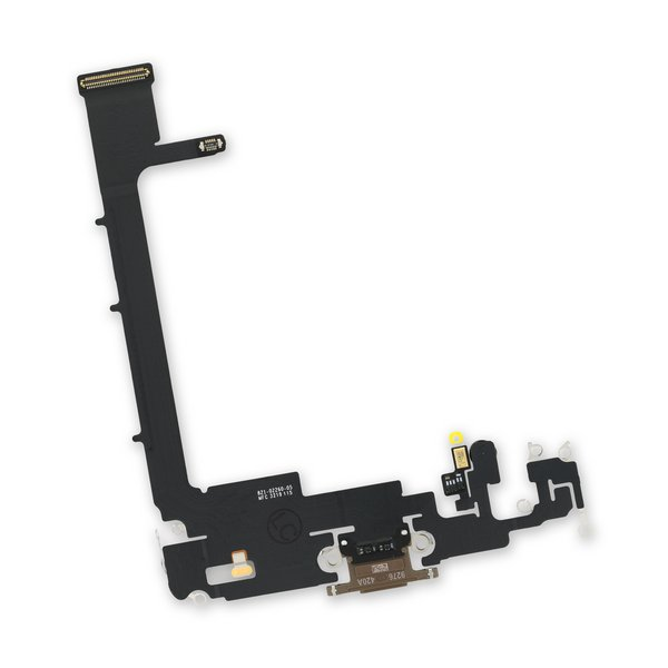 iPhone 11 Pro Max Lightning Connector Assembly / New / Brown