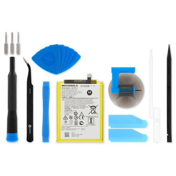 Moto E4 Plus Battery / Fix Kit