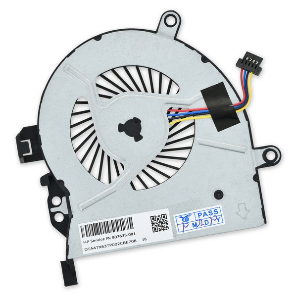 HP ProBook 450, 455, and 470 G3 Fan