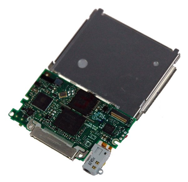 iPod nano (3rd Gen) 4 GB Logic Board
