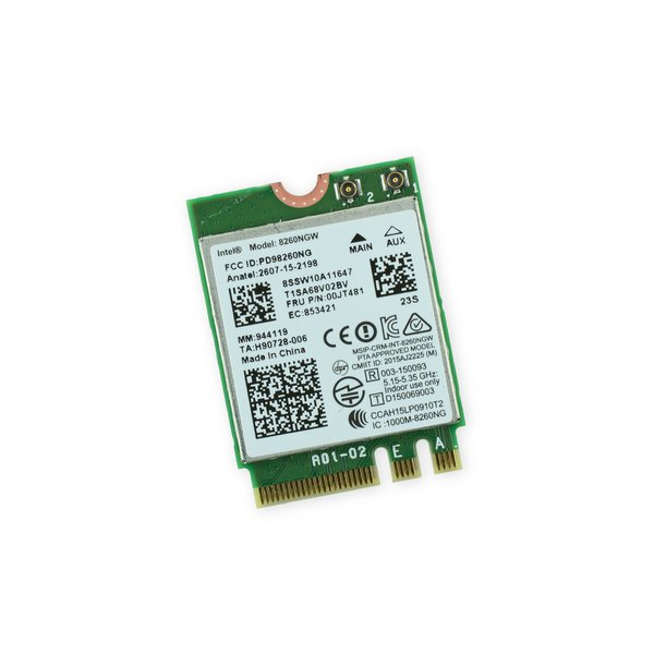 Lenovo Yoga 710-15IKB Wireless Module