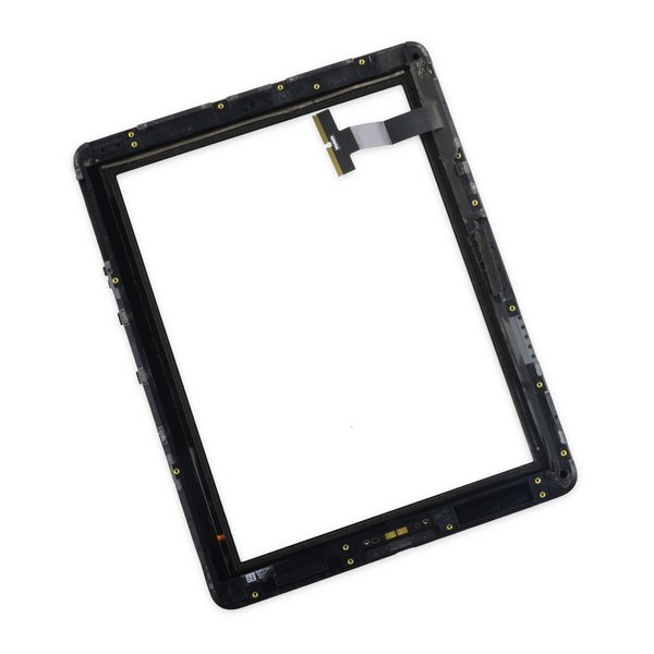 iPad Front Panel Digitizer Assembly / B-Stock
