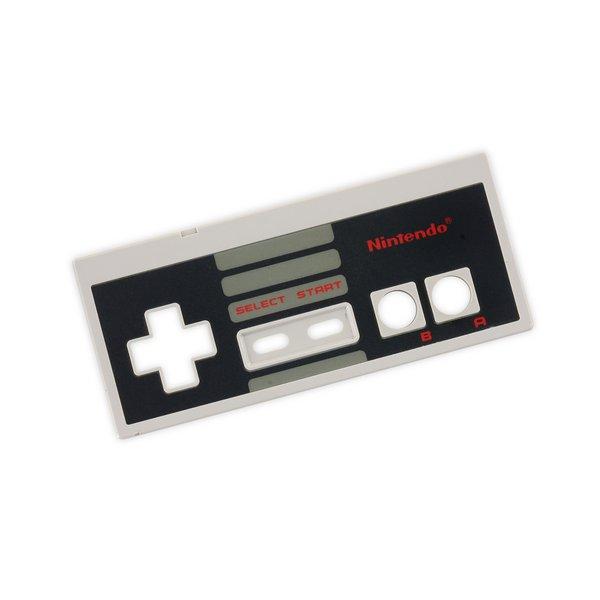 Nintendo NES-001 Controller Front Panel
