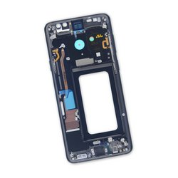 Galaxy S9+ Midframe Assembly / Black