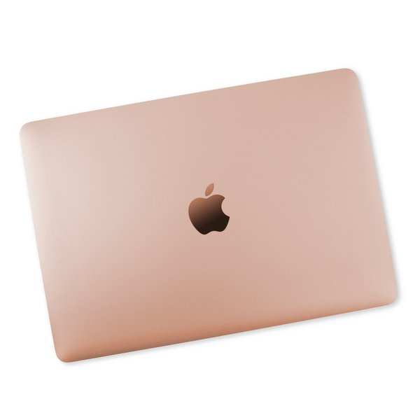 """MacBook 12"""" Retina (Early 2015-2017) Display Assembly / A-Stock / Rose Gold"""