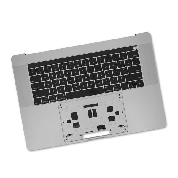 "MacBook Pro 15"" Retina (Mid 2018-2019) Upper Case Assembly / A-Stock / Dark Gray"