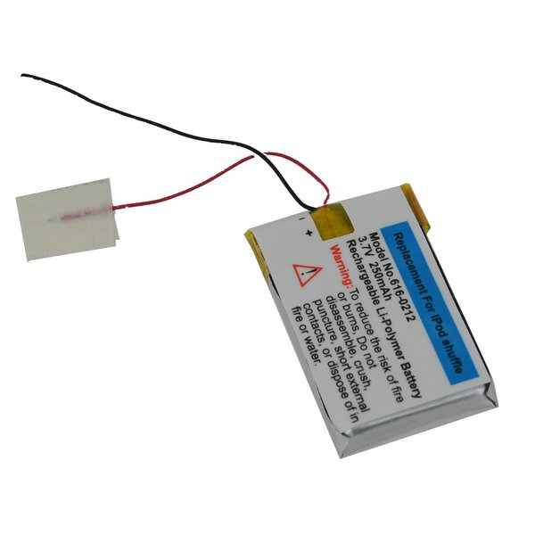 iPod Shuffle Gen 1 Battery