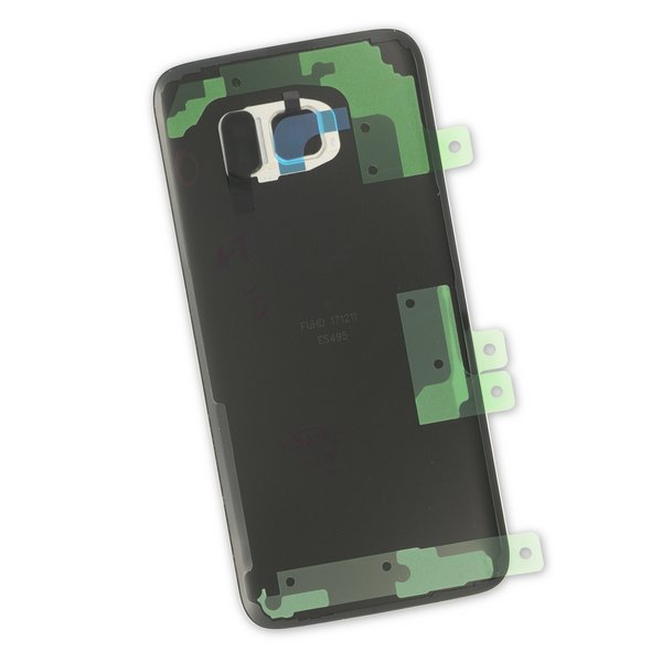 Galaxy S7 Edge Rear Glass Panel/Cover - Original / Part Only / White