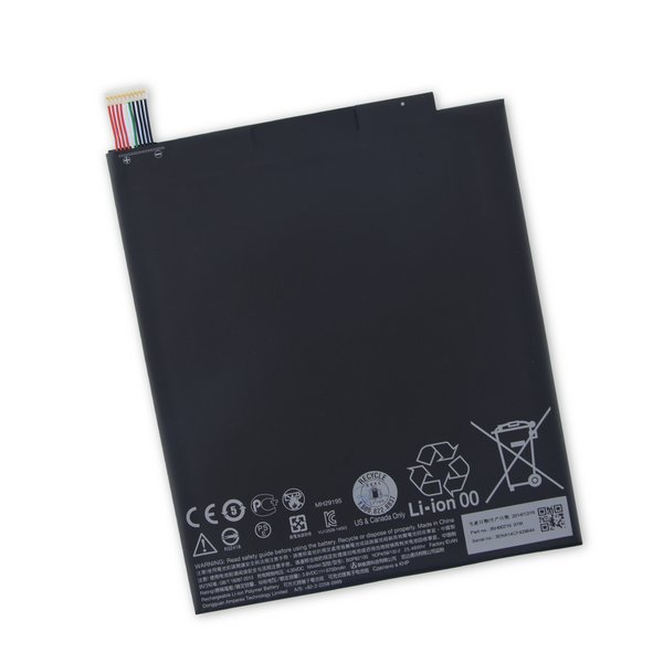Nexus 9 Battery
