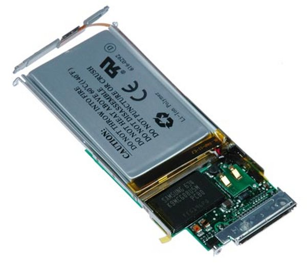 iPod nano (2nd Gen) 4 GB Logic Board