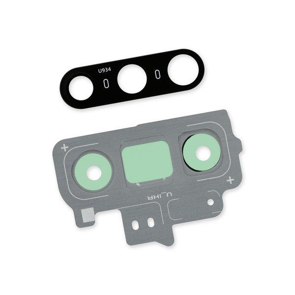 Galaxy Note10 Rear Camera Bezel & Lens Cover / Silver