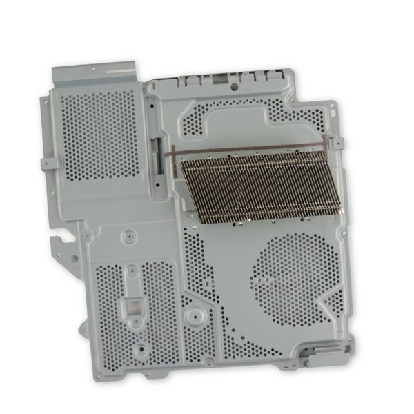 PlayStation 4 Pro Heat Sink and Chassis Plates