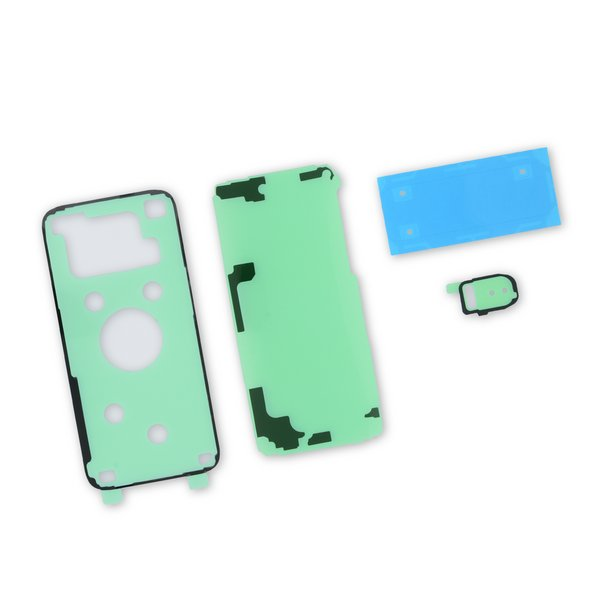 Galaxy S7 Edge Rear Cover Adhesive / Four Piece Set