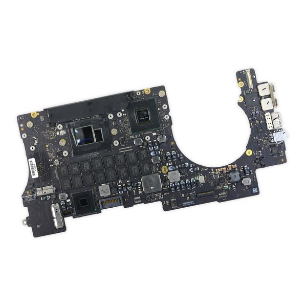 "MacBook Pro 15"" Retina (Late 2013, Dual Graphics) 2.3 GHz Logic Board"